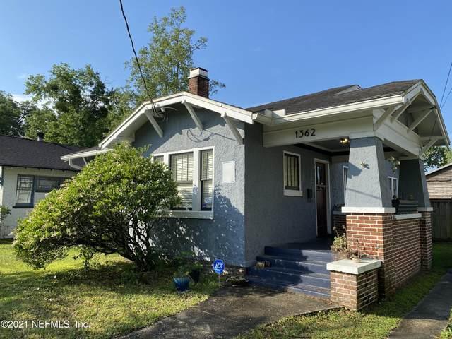 1362 Talbot Ave, Jacksonville, FL 32205 (MLS #1106797) :: Olde Florida Realty Group