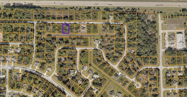 0 Snug St, NORTH PORT, FL 34286 (MLS #1106887) :: EXIT Real Estate Gallery