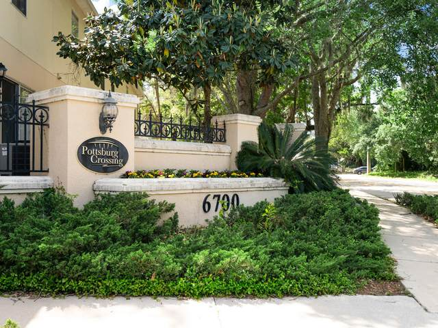 6700 Bowden Rd #602, Jacksonville, FL 32216 (MLS #1106916) :: The Every Corner Team