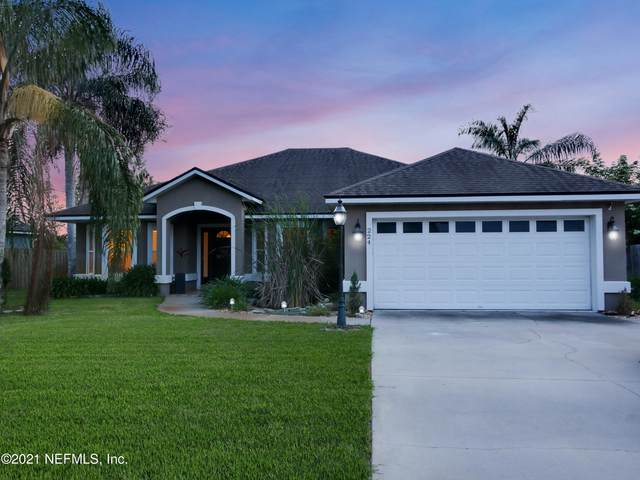 224 Gentian Rd, St Augustine, FL 32086 (MLS #1107047) :: Olde Florida Realty Group