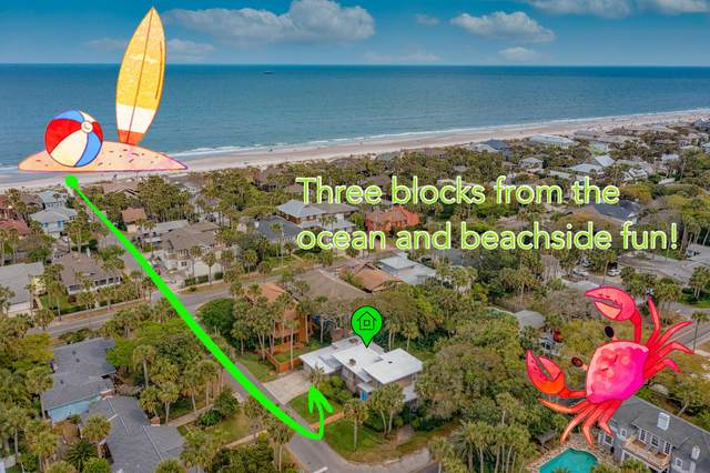 270 5TH St, Atlantic Beach, FL 32233 (MLS #1107080) :: The Hanley Home Team