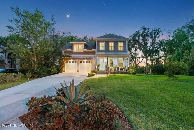 5475 Riverwood Rd N, St Augustine, FL 32092 (MLS #1107126) :: Olde Florida Realty Group