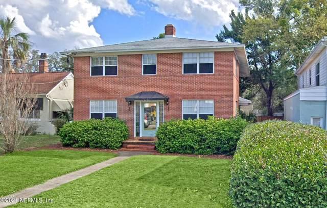 1731 Flagler Ave, Jacksonville, FL 32207 (MLS #1107127) :: The Hanley Home Team