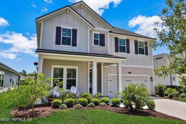 63 Whisper Rock Dr, Ponte Vedra, FL 32081 (MLS #1107139) :: Century 21 St Augustine Properties