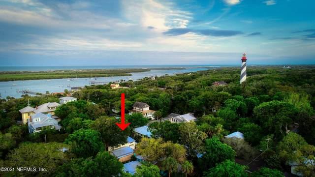 10 Ponce De Leon Ave, St Augustine, FL 32080 (MLS #1107171) :: Noah Bailey Group