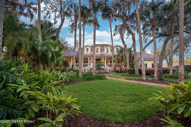 221 Settlers Row N, Ponte Vedra Beach, FL 32082 (MLS #1107195) :: Olde Florida Realty Group