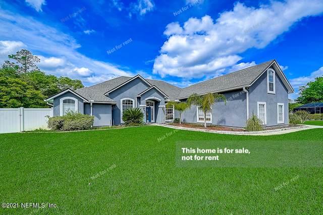 1189 Hideaway Dr N, St Johns, FL 32259 (MLS #1107204) :: EXIT Inspired Real Estate