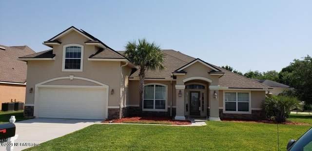 4861 Yacht Basin Dr, Jacksonville, FL 32225 (MLS #1107208) :: The Hanley Home Team