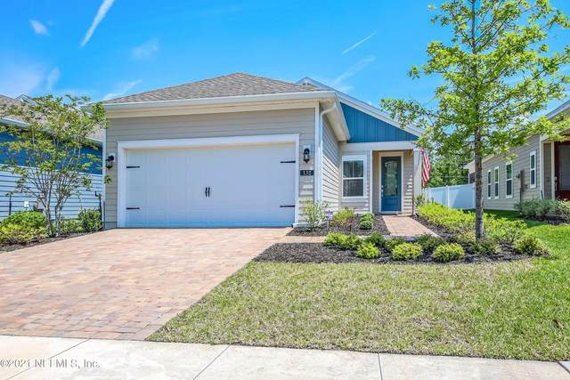 132 Sweet Oak Way, St Augustine, FL 32095 (MLS #1107215) :: The Every Corner Team