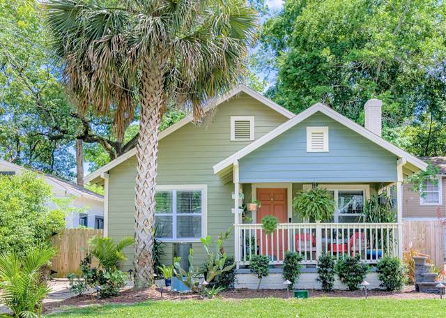 2952 Rosselle St, Jacksonville, FL 32205 (MLS #1107284) :: The Perfect Place Team