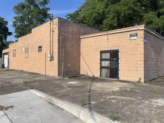 132 63RD St, Jacksonville, FL 32208 (MLS #1107293) :: Keller Williams Realty Atlantic Partners St. Augustine