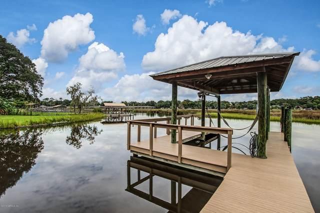 6071 Wateredge Dr S, Jacksonville, FL 32211 (MLS #1107295) :: The Volen Group, Keller Williams Luxury International