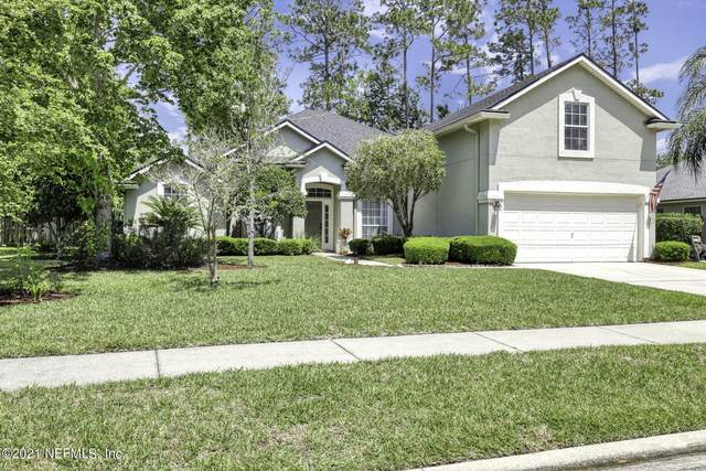 320 Hammock Grove Ct, Jacksonville, FL 32259 (MLS #1107307) :: Military Realty