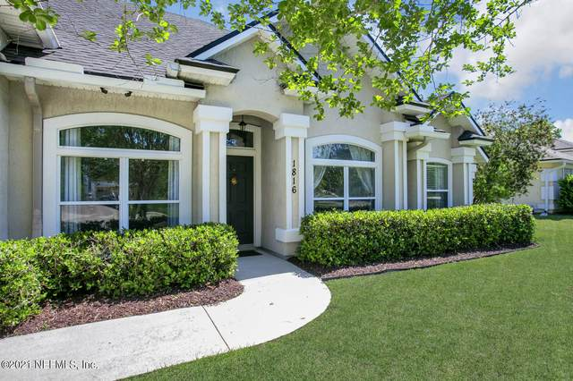1816 W Windy Way, St Johns, FL 32259 (MLS #1107329) :: EXIT Inspired Real Estate