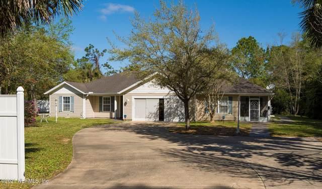 1000 Ervin St, St Augustine, FL 32084 (MLS #1107371) :: The Hanley Home Team