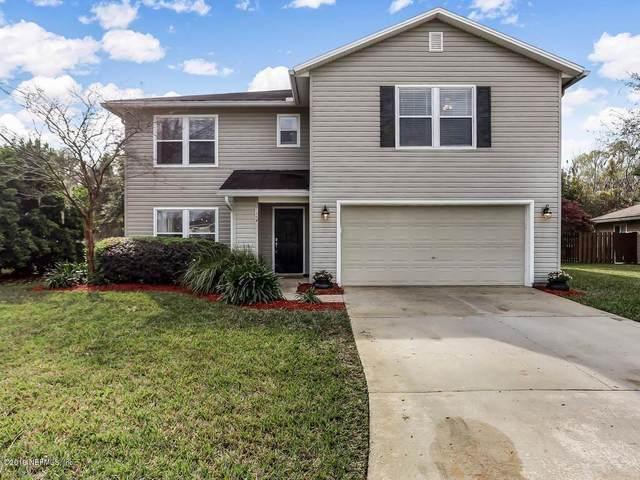 1154 Dawn Creek Ct, Jacksonville, FL 32218 (MLS #1107423) :: EXIT Inspired Real Estate