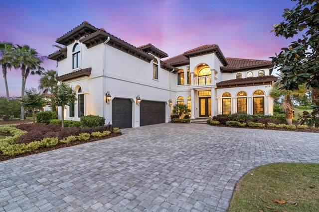 676 Promenade Pointe Dr, St Augustine, FL 32095 (MLS #1107437) :: Olde Florida Realty Group