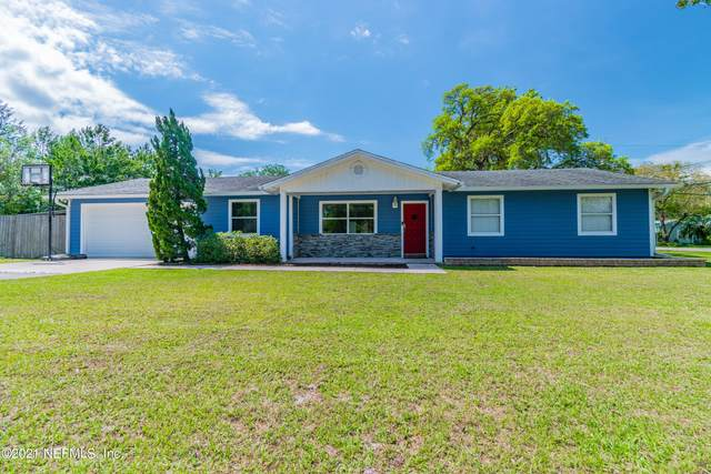 1195 Fort Peyton Dr, St Augustine, FL 32086 (MLS #1107443) :: The Randy Martin Team | Watson Realty Corp