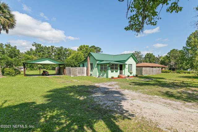 1012 S Moody Rd, Palatka, FL 32177 (MLS #1107475) :: The Newcomer Group
