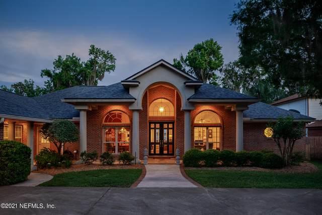 3663 Doctors Lake Dr, Orange Park, FL 32073 (MLS #1107485) :: EXIT Inspired Real Estate