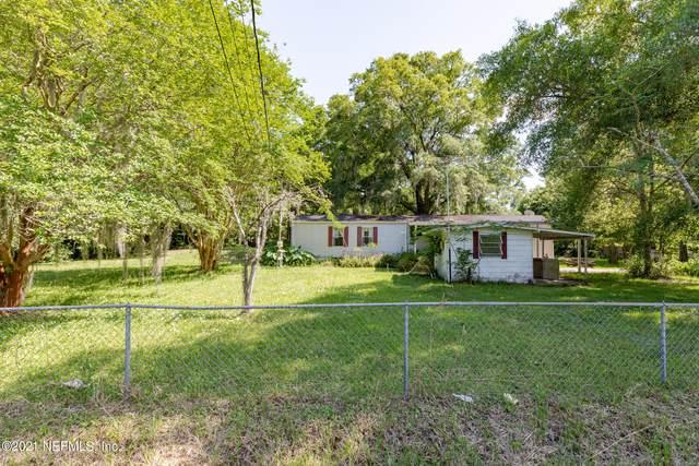 2889 Burris Rd, Orange Park, FL 32065 (MLS #1107501) :: The Hanley Home Team