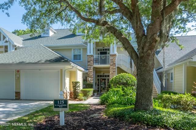 125 N Champions Way #313, St Augustine, FL 32092 (MLS #1107525) :: Berkshire Hathaway HomeServices Chaplin Williams Realty