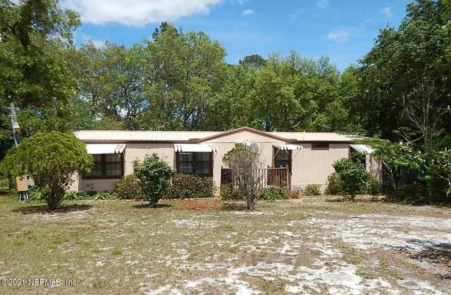 120 Lakeside Blvd, Pomona Park, FL 32181 (MLS #1107539) :: The Hanley Home Team