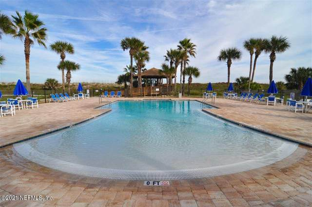850 A1a Beach Blvd #38, St Augustine Beach, FL 32080 (MLS #1107562) :: Endless Summer Realty