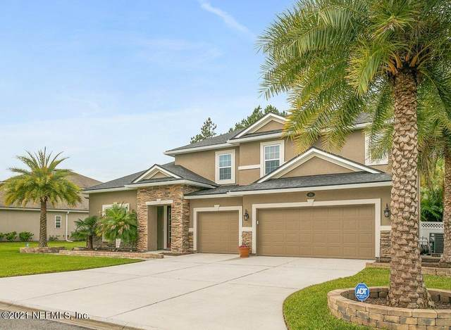 151 Spanish Bay Dr, St Augustine, FL 32092 (MLS #1107598) :: The Hanley Home Team
