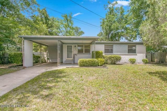 6545 Larne Ave, Jacksonville, FL 32244 (MLS #1107657) :: Olde Florida Realty Group