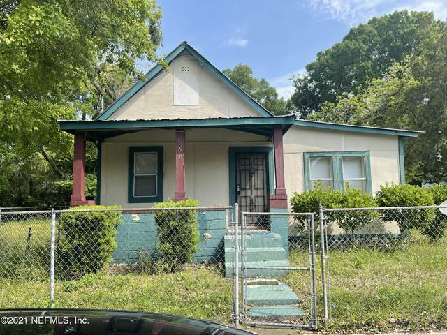 1607 Logan St, Jacksonville, FL 32209 (MLS #1107677) :: The Every Corner Team