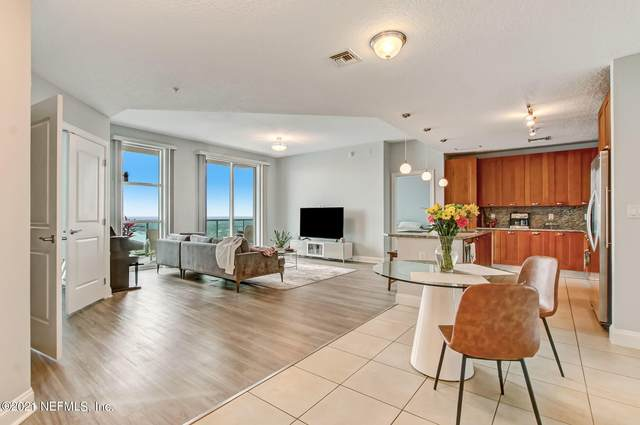 1431 Riverplace Blvd #3006, Jacksonville, FL 32207 (MLS #1107735) :: The Volen Group, Keller Williams Luxury International