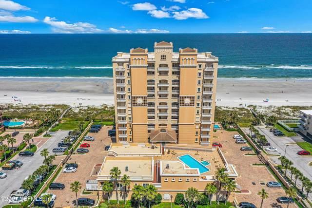 1201 1ST St #1101, Jacksonville Beach, FL 32250 (MLS #1107741) :: EXIT Inspired Real Estate