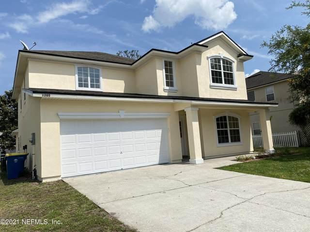 1205 Candlebark Dr, Jacksonville, FL 32225 (MLS #1107752) :: The Hanley Home Team