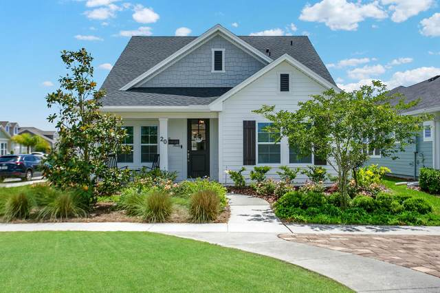 20 Foster Ln, Ponte Vedra, FL 32081 (MLS #1107758) :: The Volen Group, Keller Williams Luxury International