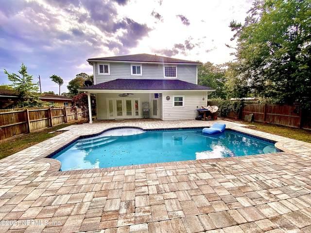 827 11TH St N, Jacksonville, FL 32250 (MLS #1107797) :: Keller Williams Realty Atlantic Partners St. Augustine