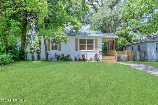 4803 Lexington Ave, Jacksonville, FL 32210 (MLS #1107798) :: The Hanley Home Team