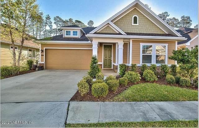 266 Garden Wood Dr, Ponte Vedra, FL 32081 (MLS #1107884) :: EXIT Real Estate Gallery