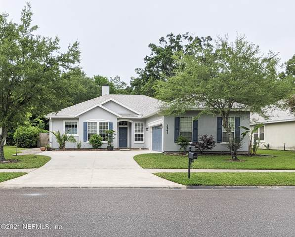 3243 Warnell Dr, Jacksonville, FL 32216 (MLS #1107886) :: Ponte Vedra Club Realty