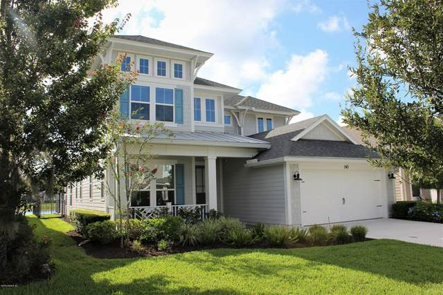 143 Whisper Rock Dr, Ponte Vedra, FL 32081 (MLS #1108009) :: Noah Bailey Group