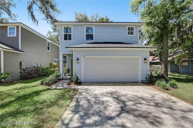 1370 Elm St, Fernandina Beach, FL 32034 (MLS #1108027) :: The Hanley Home Team