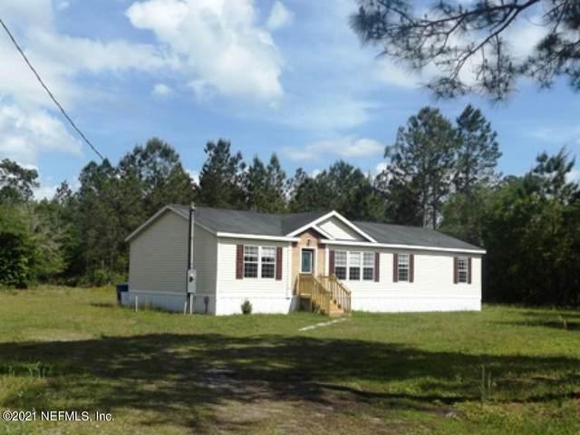 10240 Beckenger Ave, Hastings, FL 32145 (MLS #1108035) :: Berkshire Hathaway HomeServices Chaplin Williams Realty
