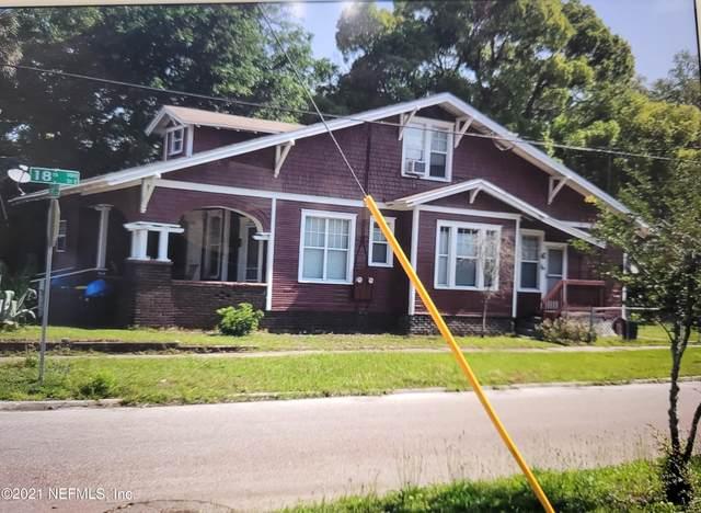 2803 Market St, Jacksonville, FL 32206 (MLS #1108037) :: The Hanley Home Team