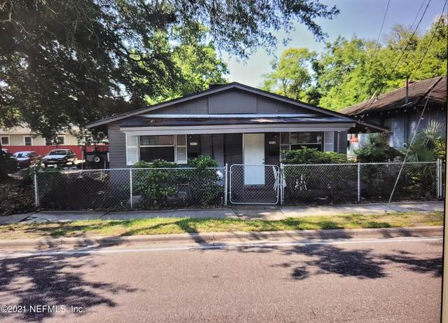 1014 8TH St W, Jacksonville, FL 32209 (MLS #1108051) :: EXIT Inspired Real Estate
