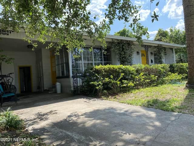 527 Bowles St, Neptune Beach, FL 32266 (MLS #1108091) :: The Huffaker Group