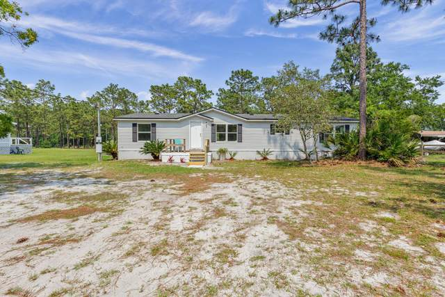 5228 County Road 218, Middleburg, FL 32068 (MLS #1108128) :: Berkshire Hathaway HomeServices Chaplin Williams Realty