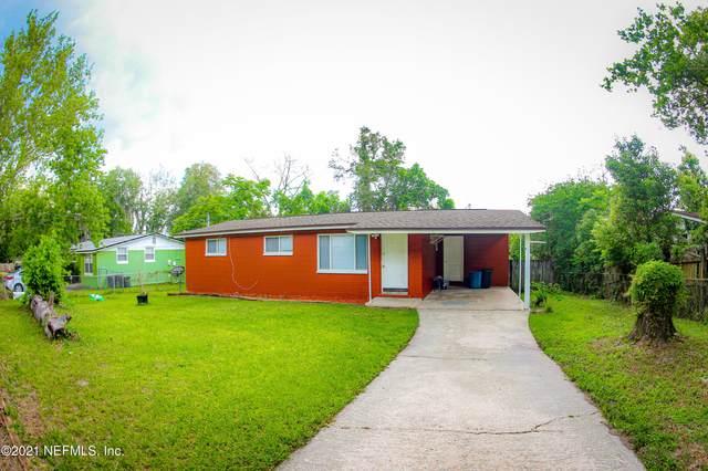 380 Gwinnett Rd, Orange Park, FL 32073 (MLS #1108135) :: Olde Florida Realty Group