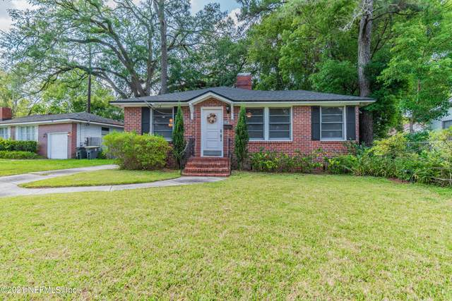 3853 Park St, Jacksonville, FL 32205 (MLS #1108148) :: EXIT Inspired Real Estate