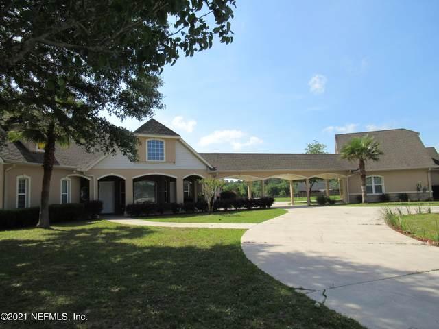 6701 Smooth Bore Ave E, Macclenny, FL 32040 (MLS #1108150) :: Berkshire Hathaway HomeServices Chaplin Williams Realty
