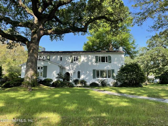 4804 Algonquin Ave, Jacksonville, FL 32210 (MLS #1108168) :: Century 21 St Augustine Properties